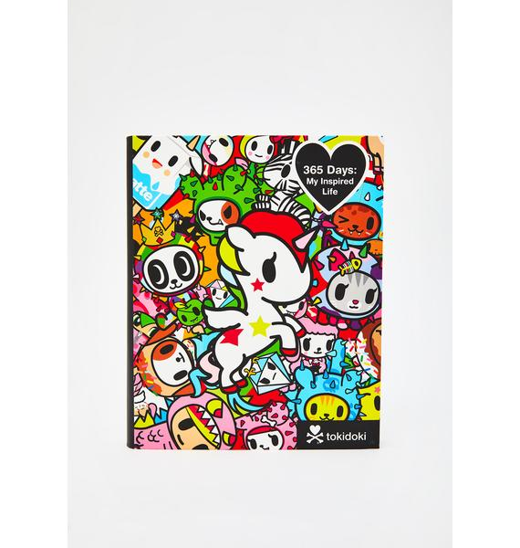 Tokidoki 365 Days: My Improved Life Journal