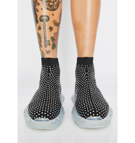 Smokin' Everything Paid Sock Sneakers