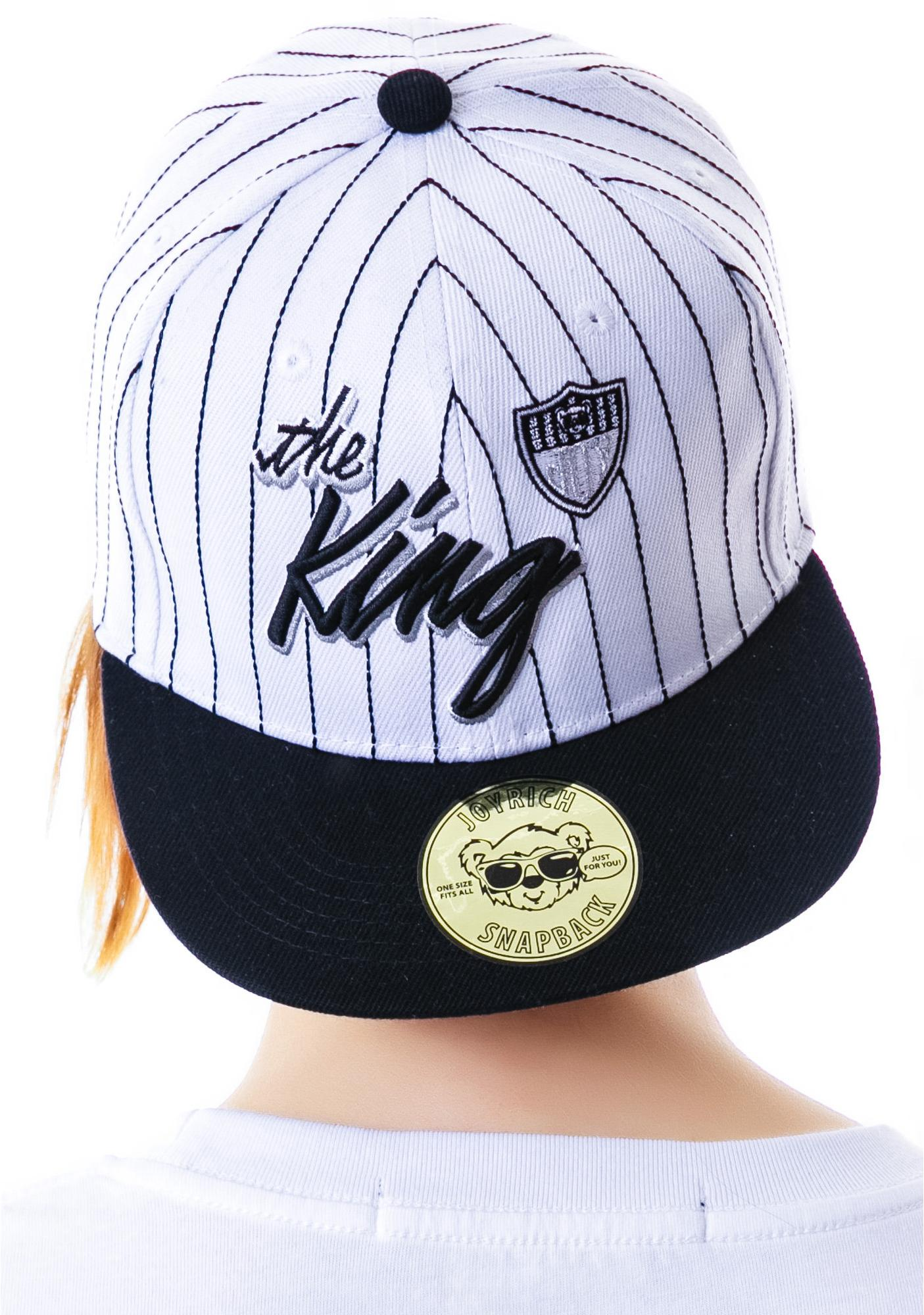 Joyrich The King Rich Snapback