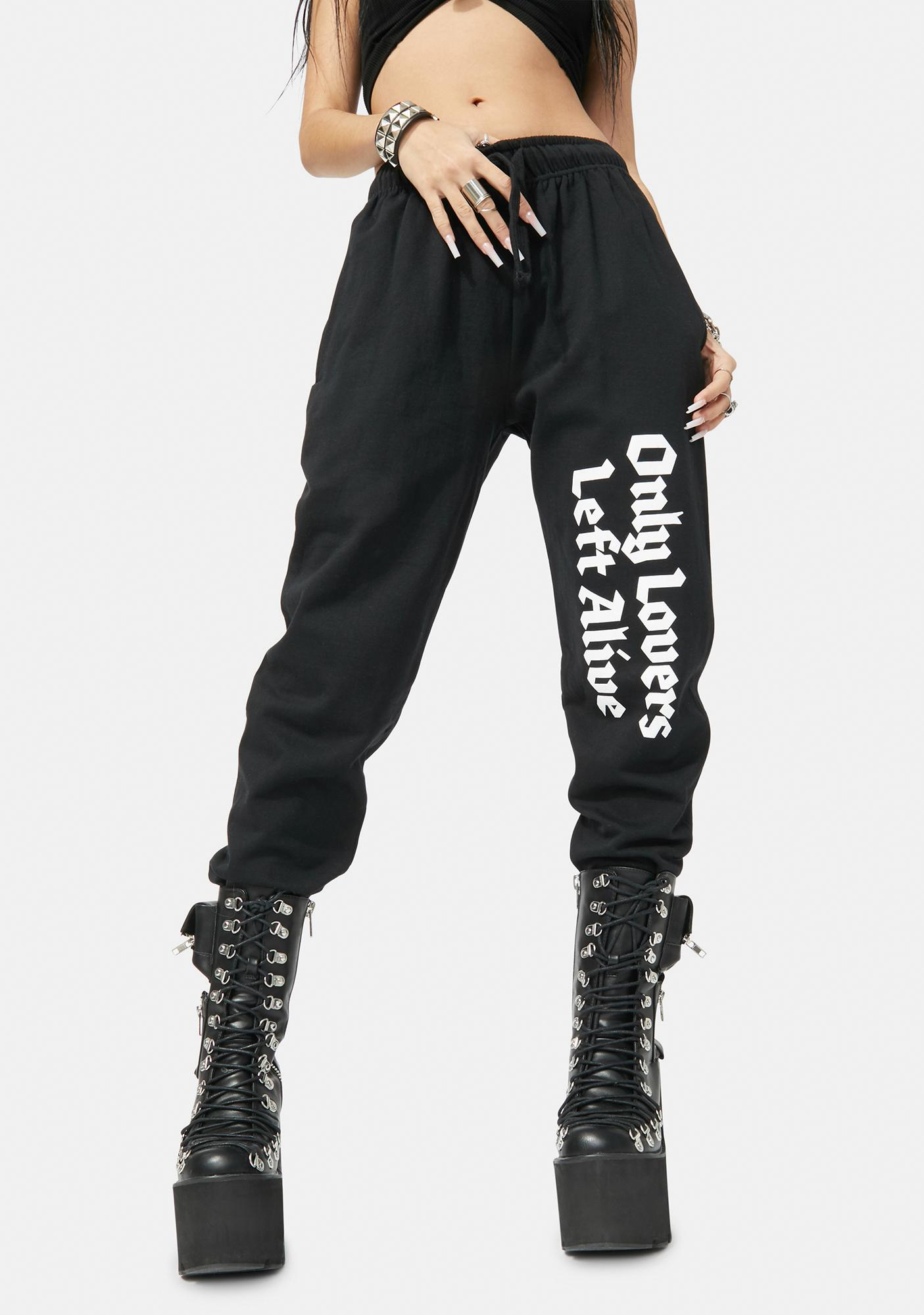 Long Clothing Only Lovers Left Alive Sweatpants