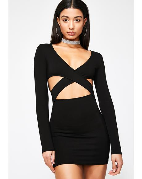 Glam Jam Bodycon Dress