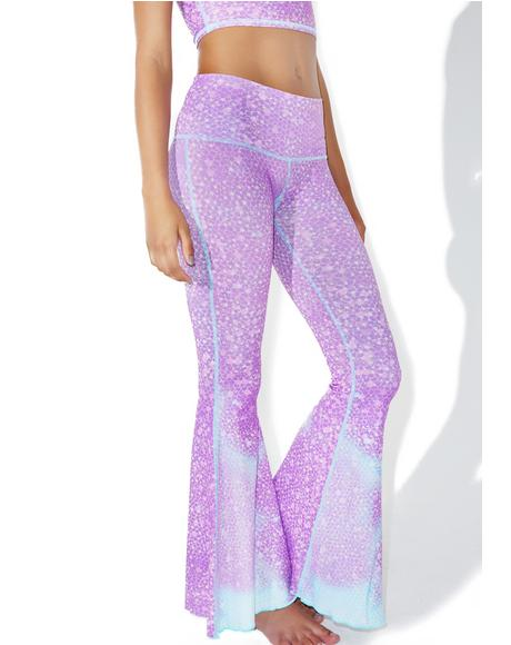 Mermaid Fairyqueen Bell Bottoms