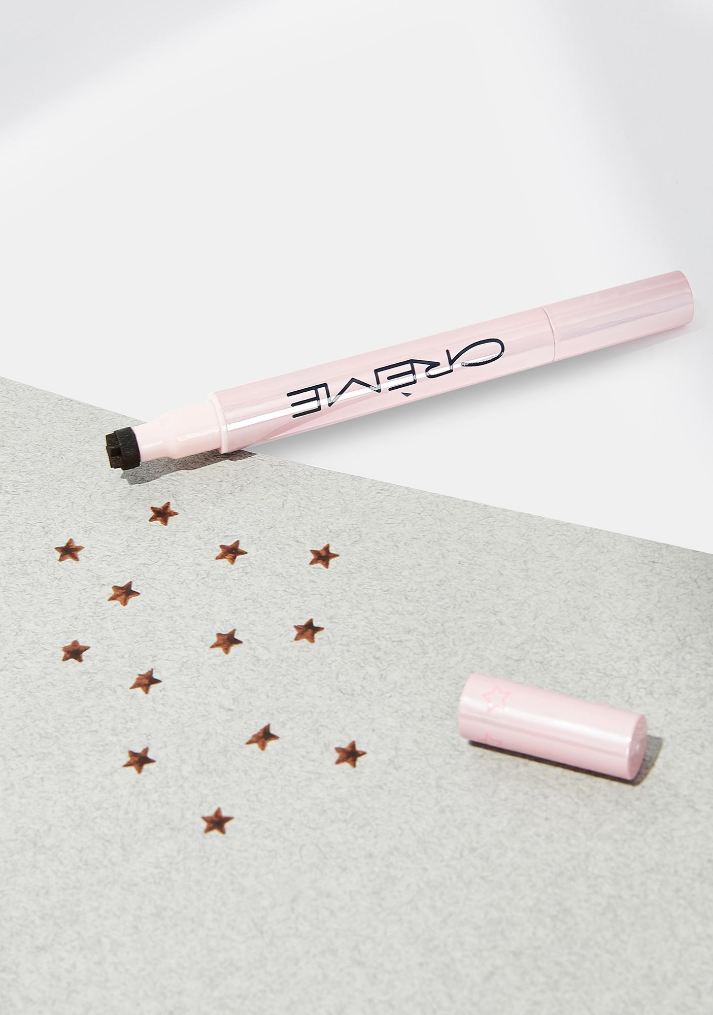 The Crème Shop Star Faux Real Freckle Stamp