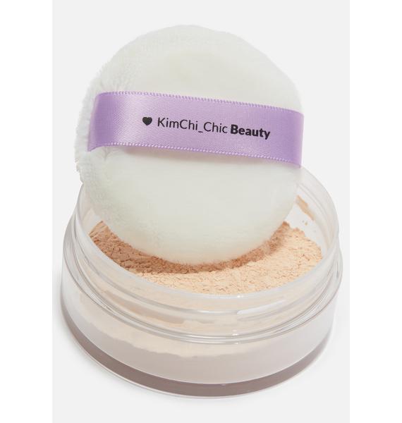 KimChi Chic Beauty Puff Puff Pass Translucent Setting Powder