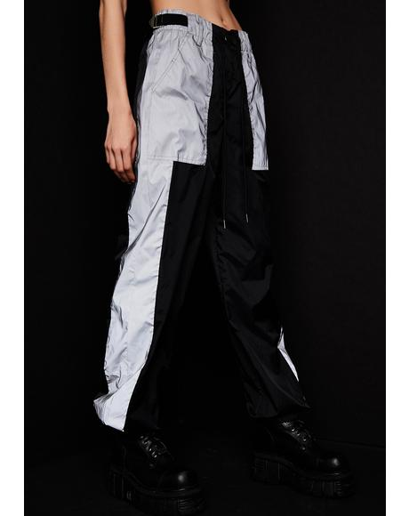 Digital Cyclone Reflective Pants