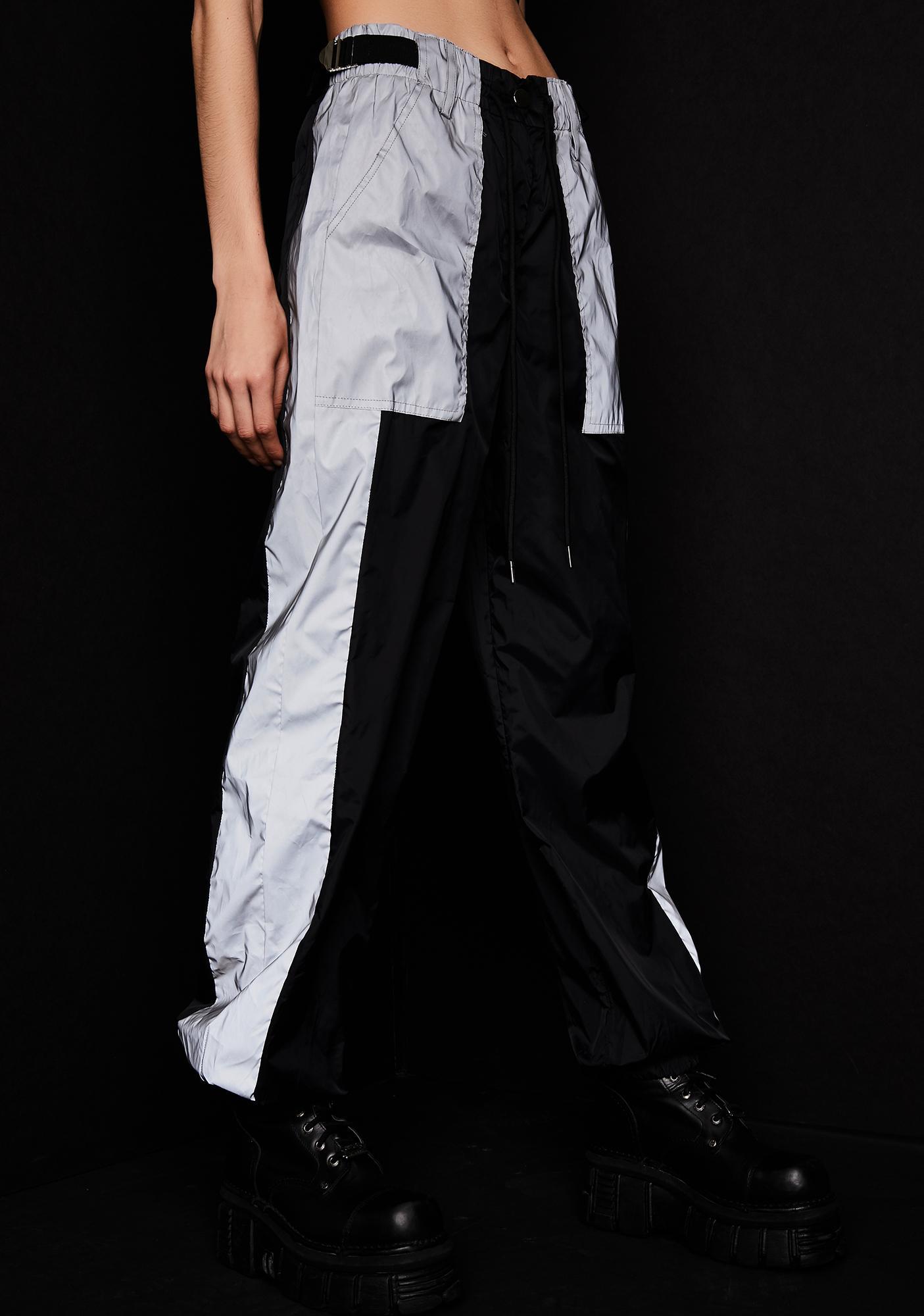 Digital Cyclone Reflective Pants