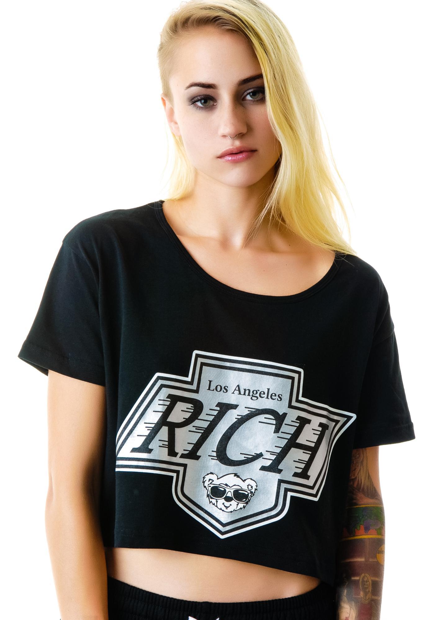 Joyrich LA Rich Short Tee