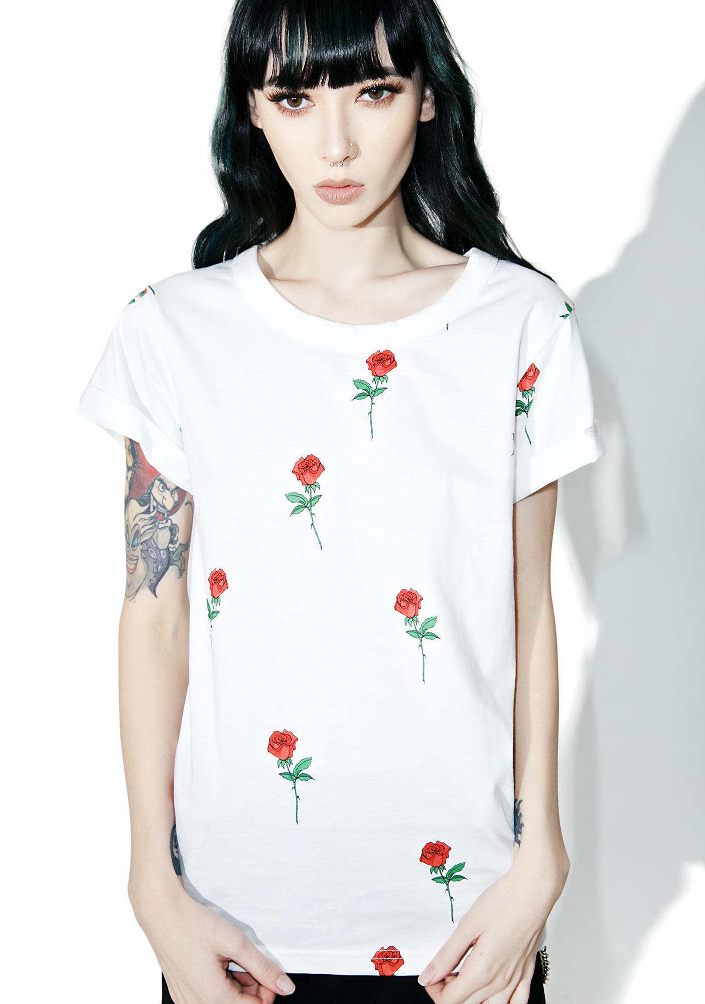 Yeah Bunny Rose Tee