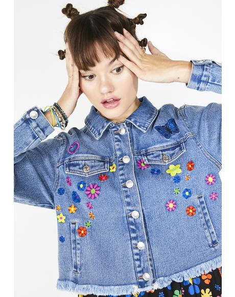 CoolCrazyCute Denim Jacket