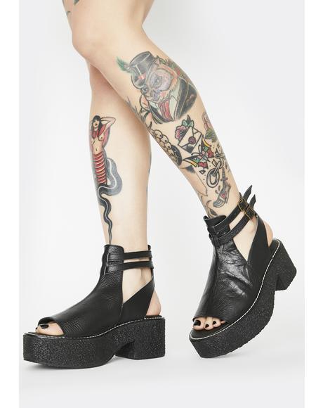 Hallie Platform Sandals