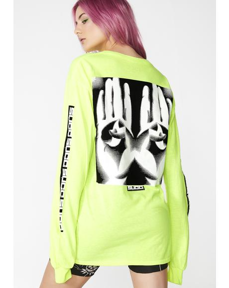 Hands Long Sleeve Tee