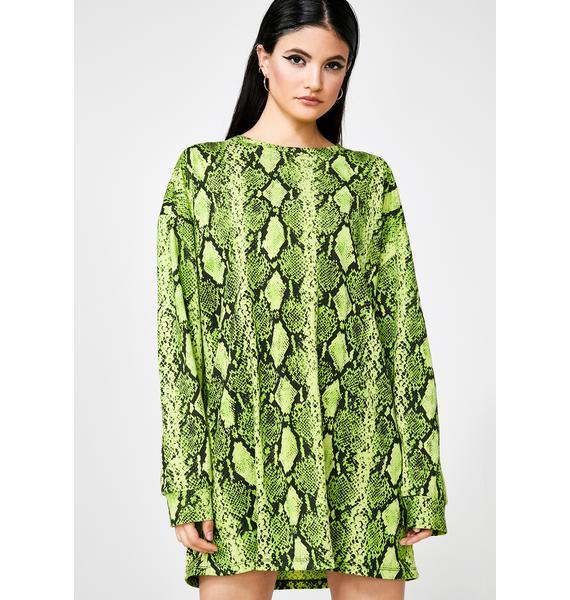 Motel Lotsun Shirt Dress
