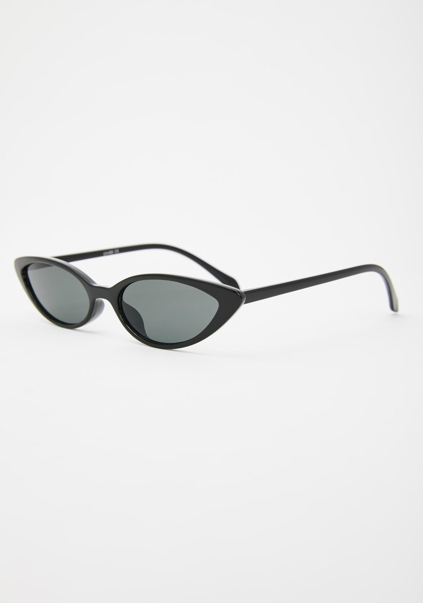 Know My Name Cat Eye Sunglasses