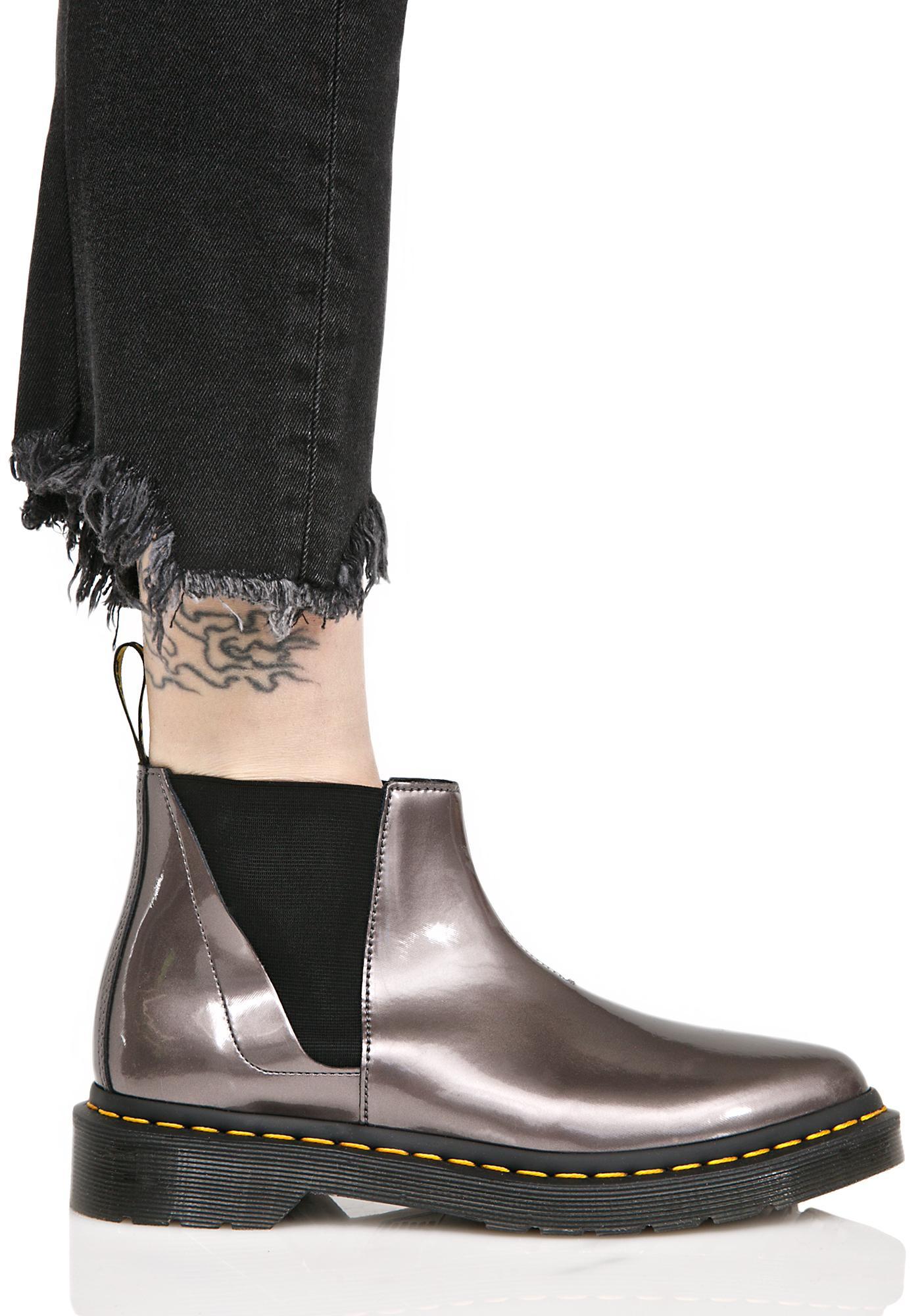 Dr. Martens Bianca Chelsea Boots