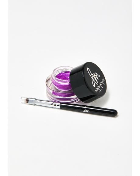 Liquid Lilac Waterproof Cushion Liner