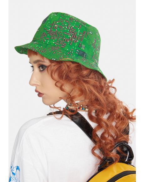 Computer Bucket Hat