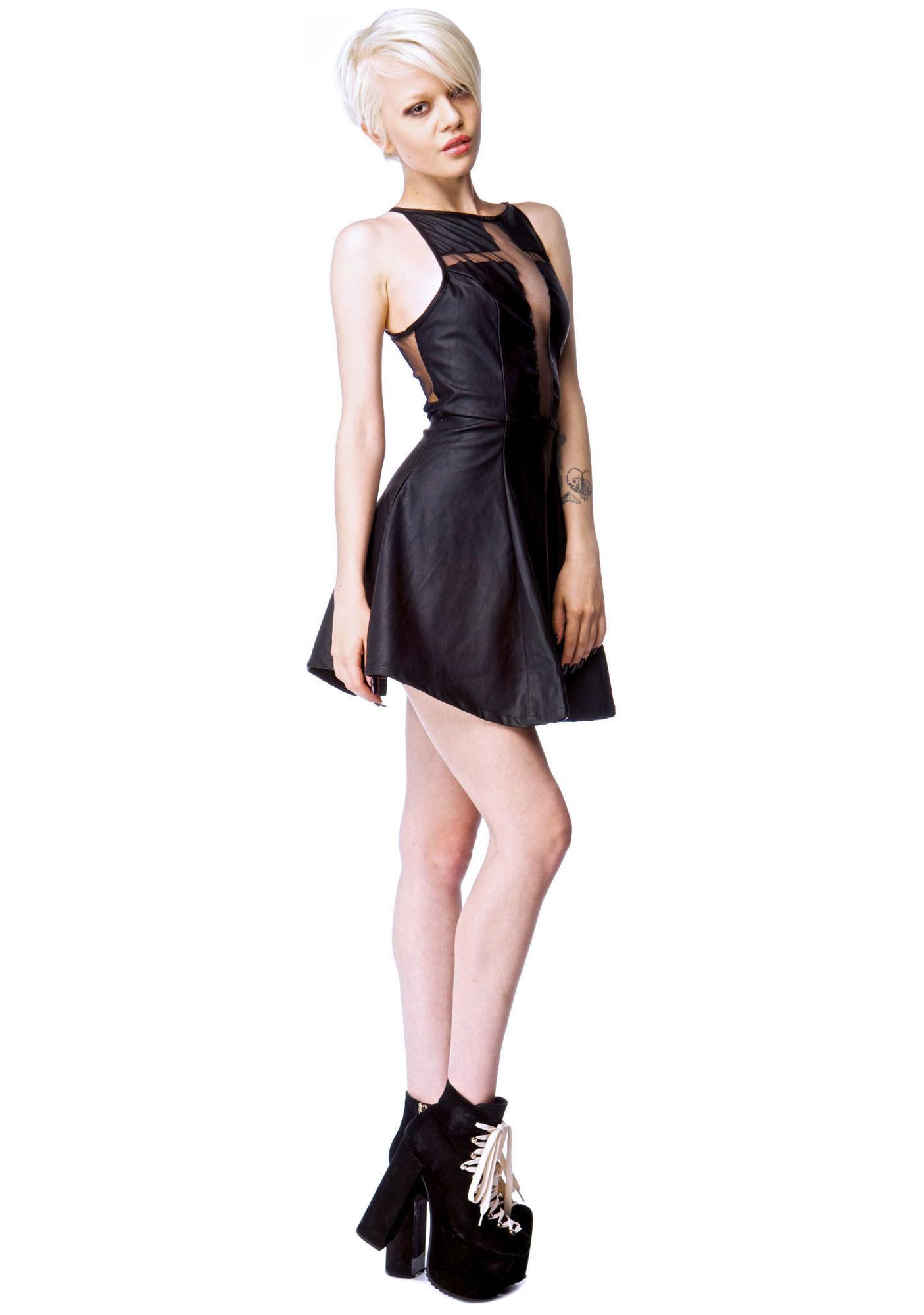 UNIF Crusade Dress