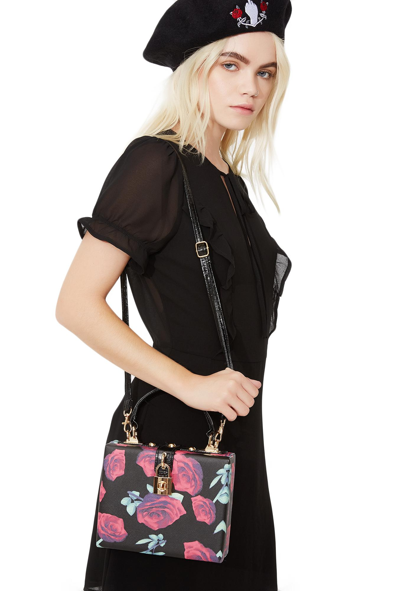 Late Bloomer Structured Bag