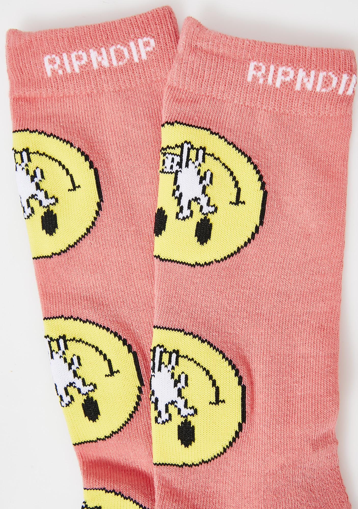 RIPNDIP Everything Will Be Ok Socks