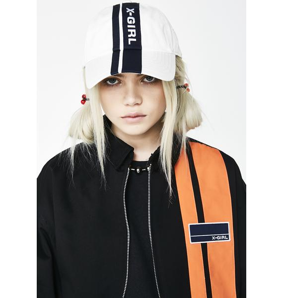x-Girl Pit Crew Cap