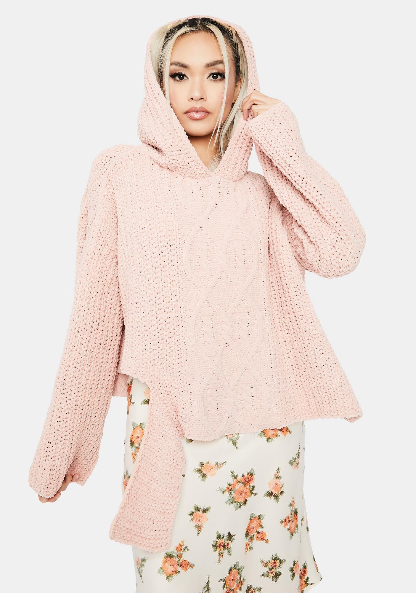 Pretty Wildest Dreams Knit Sweater