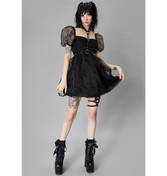 Widow Hell On Earth Harness Dress