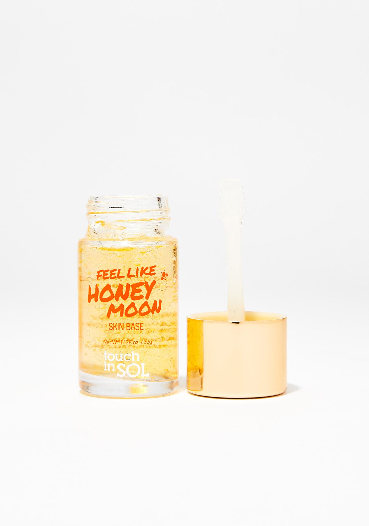 Touch In Sol Feel Like Honey Skin Base