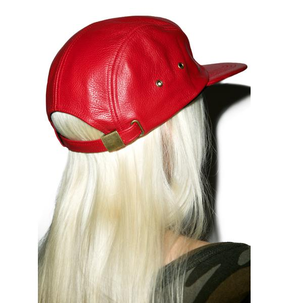 Fire Leather Hat