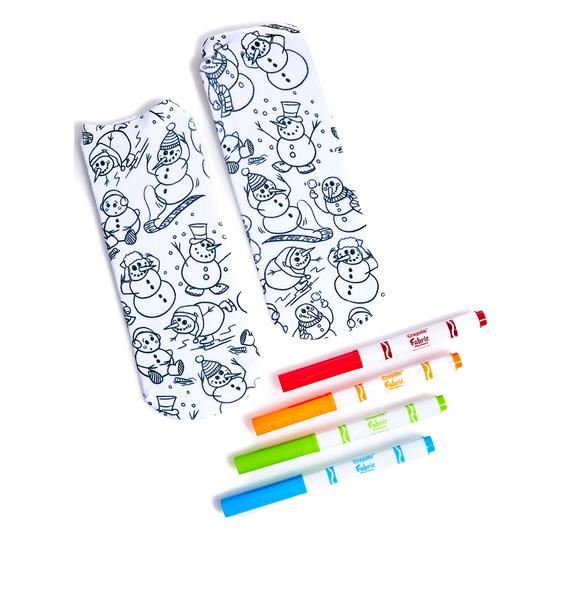 Snowbros Color-In Socks