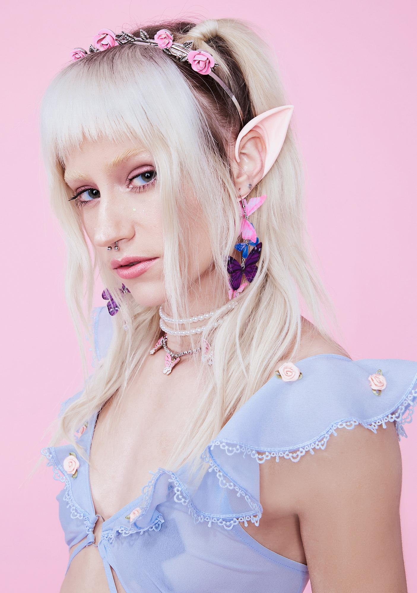 Chair and Chisel  Short Elf Ears