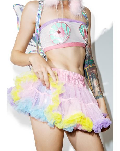 Cotton Candy Petticoat