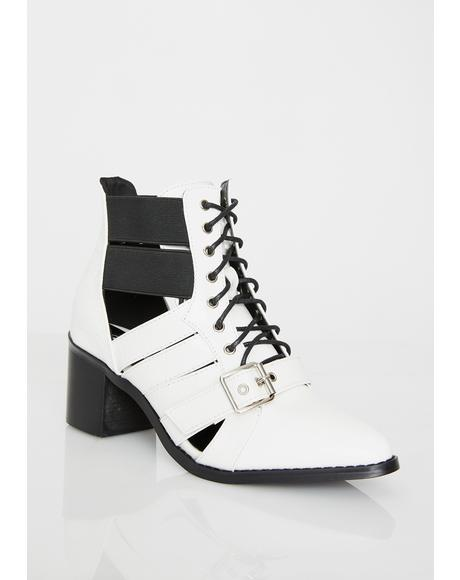Quartz Wanderlustin' Cut Out Boots