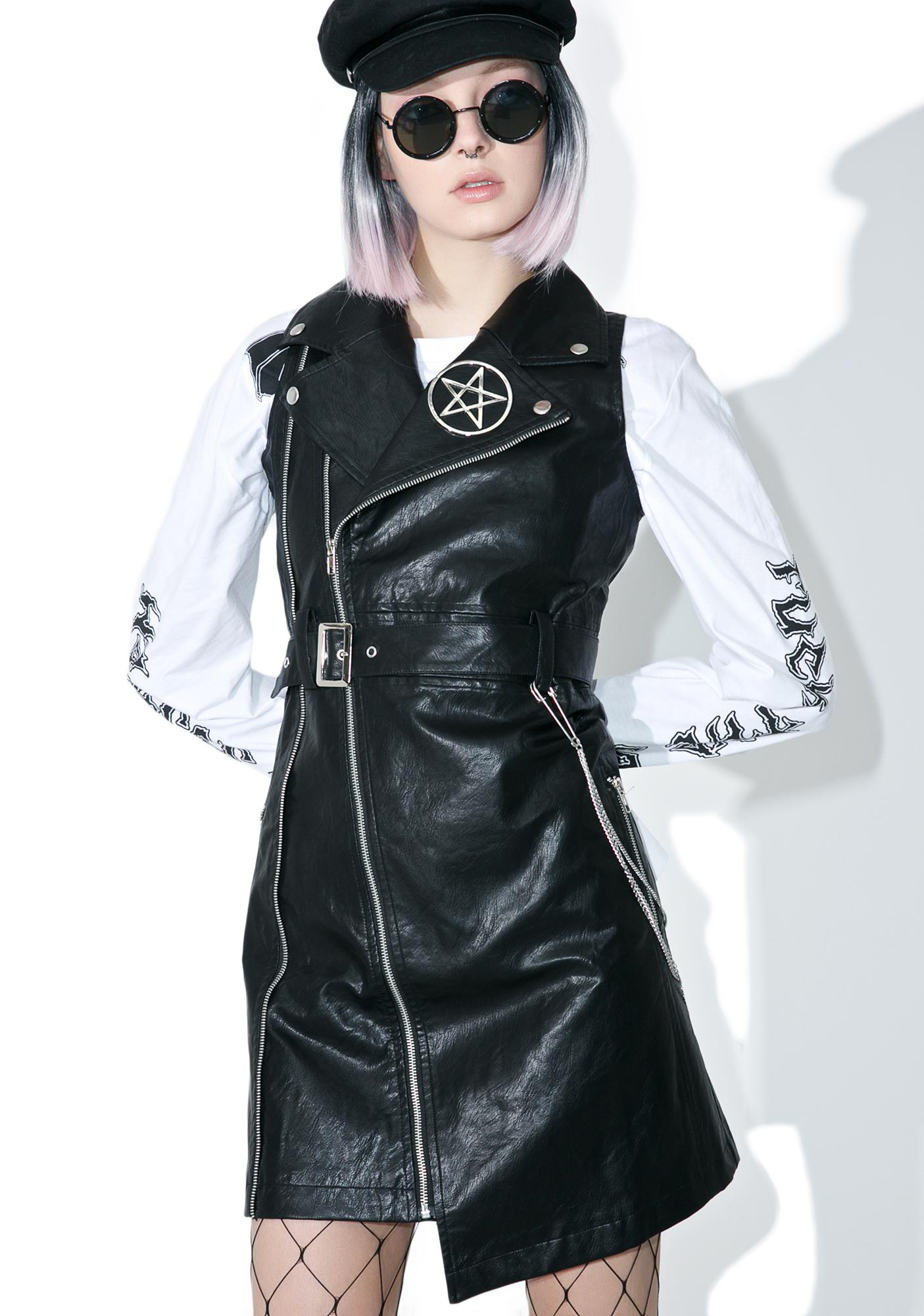 Disturbia Damned Jacket
