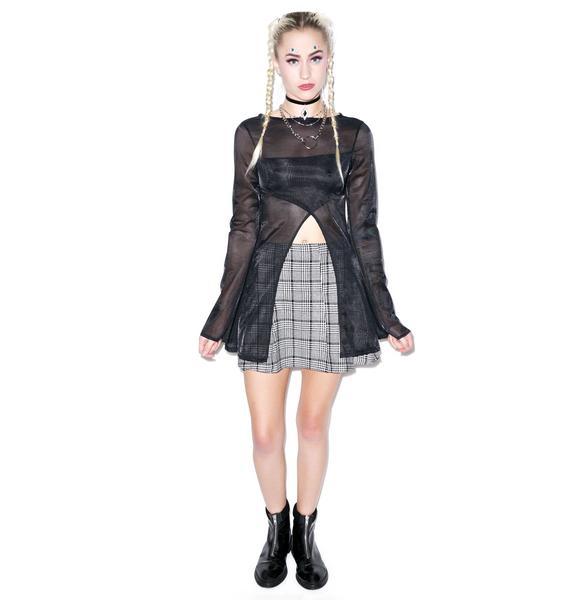 Iridescent Getaway Dress