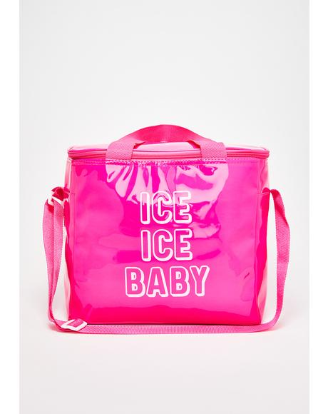 Ice Ice Baby Cooler