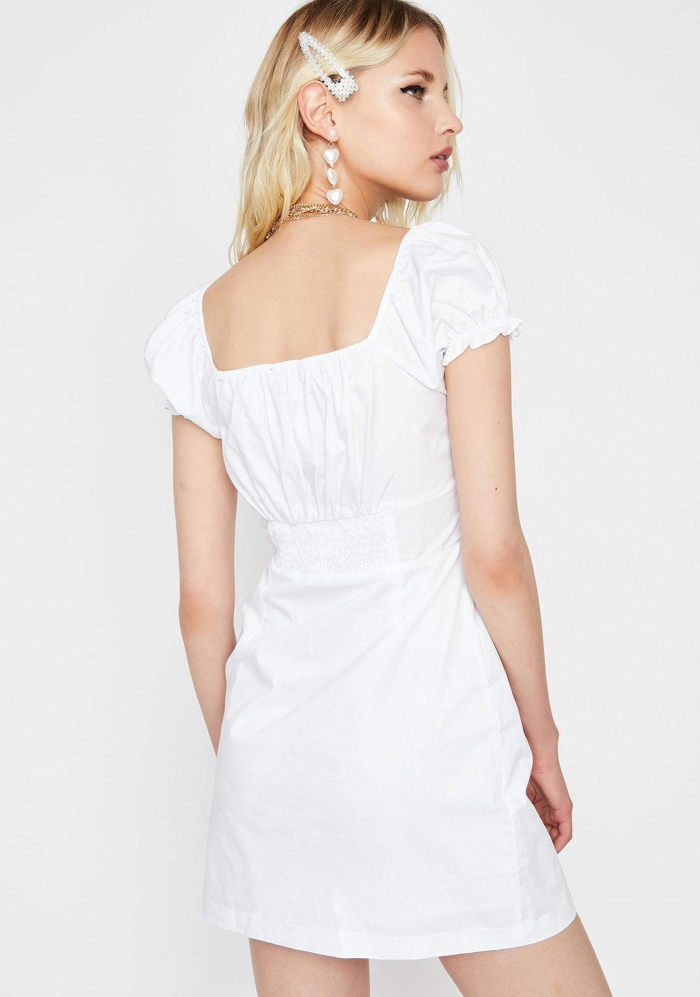 Summer Saint Mini Dress