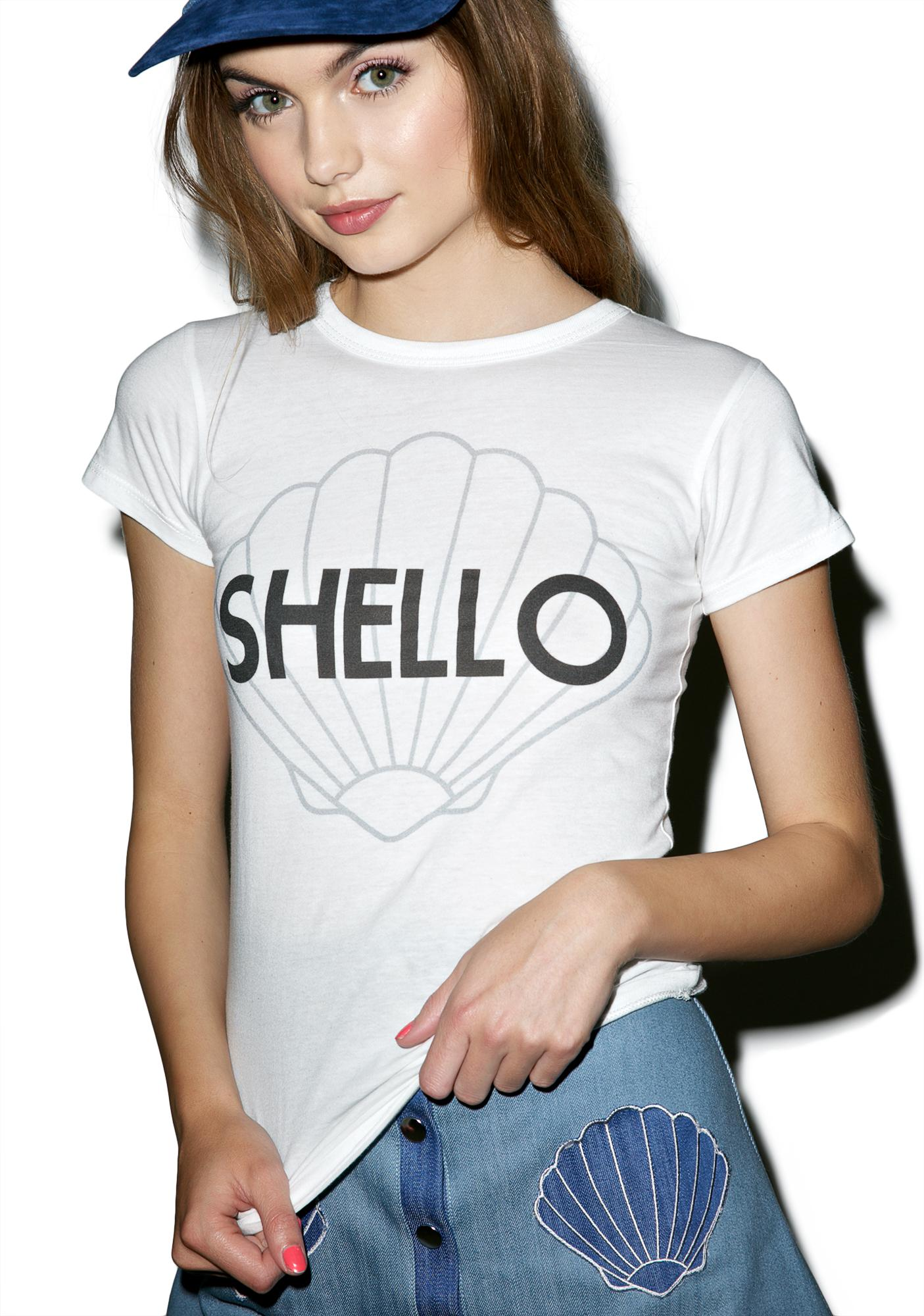 Valfré Shello Tee