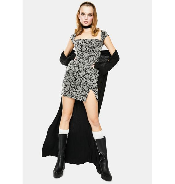 Motel Verga Mini Dress