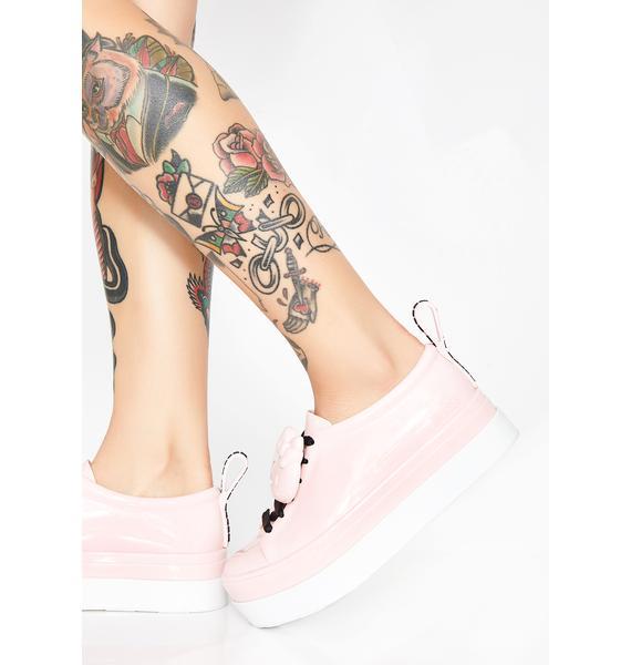 Melissa x Hello Kitty Sneakers