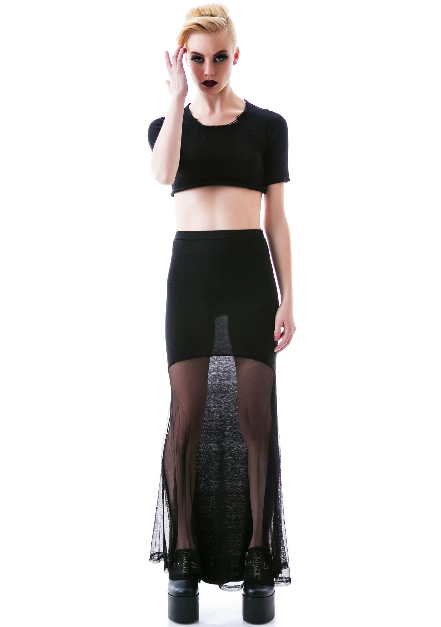 UNIF Banish Skirt