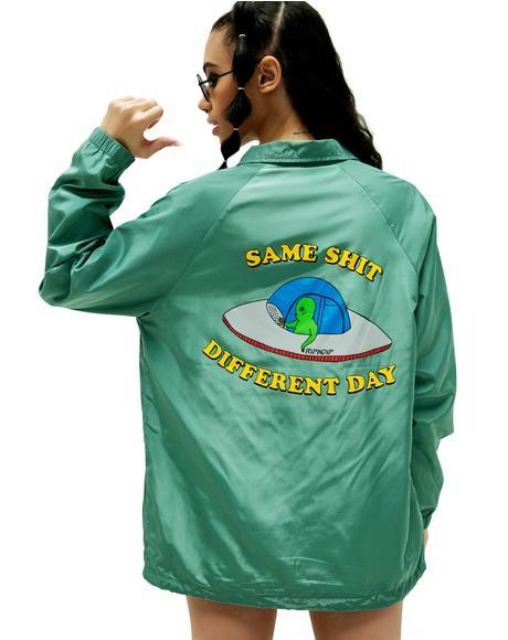 Same Shit Coaches Jacket