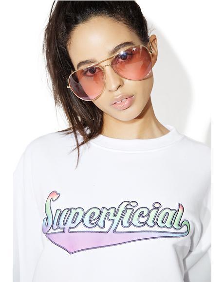 Superficial Sweatshirt