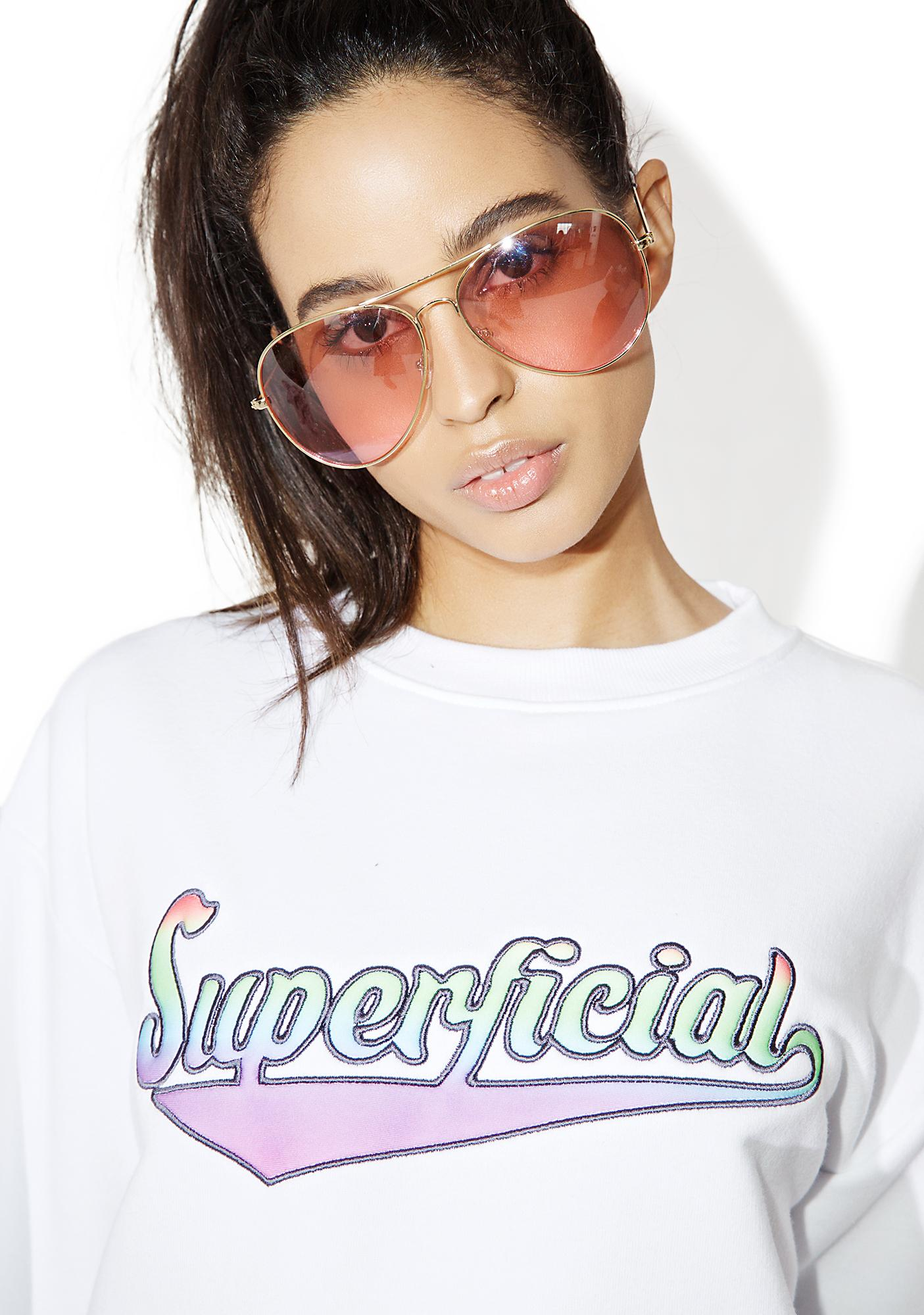 Local Heroes Superficial Sweatshirt