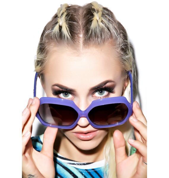 Wildfox Couture Riviera Frame Sunglasses