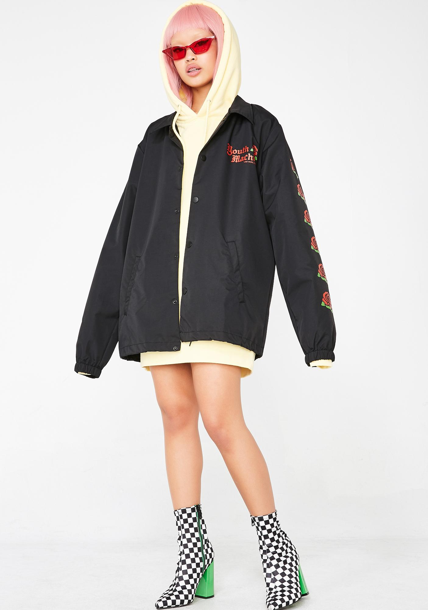 Youth Machine Bodega Coaches Jacket