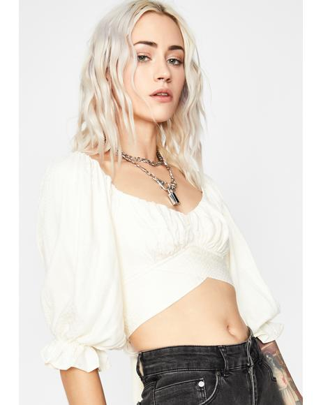 Purely Wild Lust Crop Top