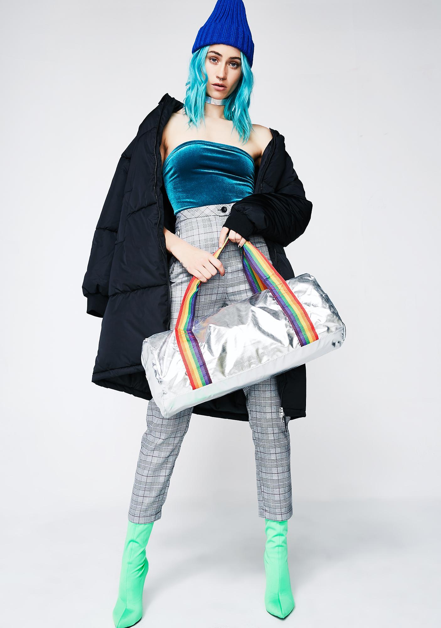 Boogie Daze Workout Bag