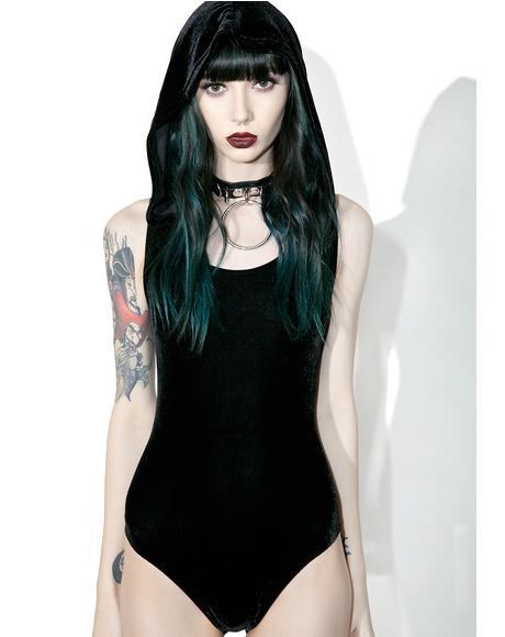 Babylon Velvet Bae Bodysuit