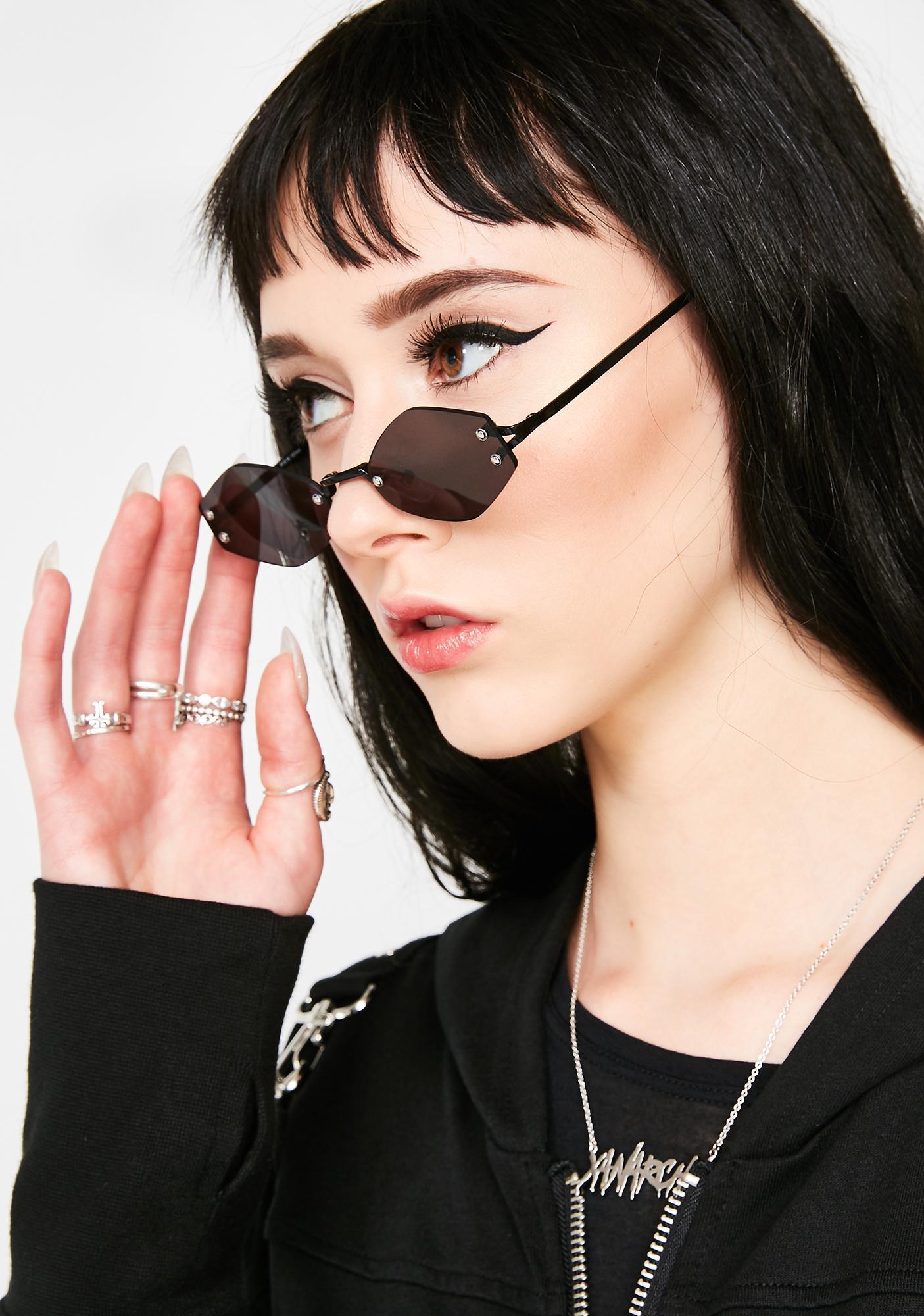 Never Hesitate Tiny Sunglasses