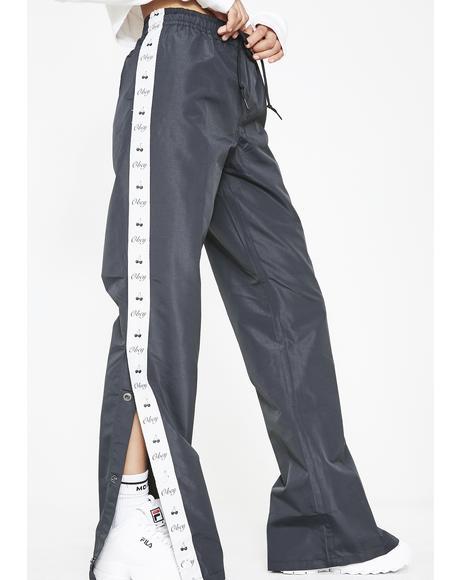 Cerise Track Pants